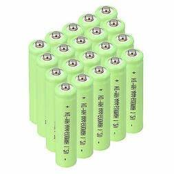 1.2V 600mAh AAA 3A NI-MH Rechargeable Battery for LED Solar