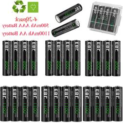 1.2v AA AAA Rechargeable Batteries NiCd Battery for Garden S