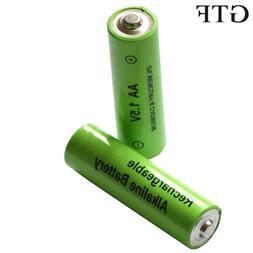 GTF 1.5V 3000mah <font><b>AA</b></font> <font><b>Battery</b>