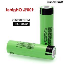 100% New Original NCR18650B 3.7 v 3400mah 18650 Lithium <fon