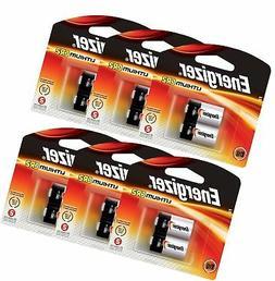 12 Energizer CR2 3-Volt 3V Lithium Photo Batteries