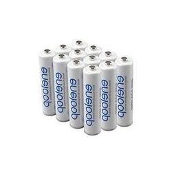 12 Pack Panasonic Eneloop AAA Rechargeable 2100 Cycle 750 mA