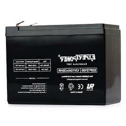 ExpertPower 12 Volt 10 Amp 20 Hour Sealed Lead Acid Battery