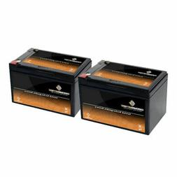 12 Volt 12AH Deep Cycle SLA Battery for Ebike Electric Scoot