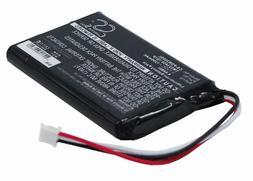 VINTRONS 1200mah battery for PHAROS Drive GPS 200 PDR200 : T