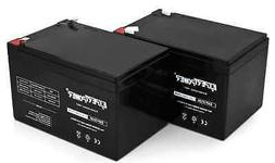 ExpertPower 12V 12Ah Sealed Lead Acid Deep-Cycle Rechargeabl