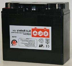 12V 18Ah CB19-12 Sealed Lead Acid AGM Rechargeable Deep Cycl