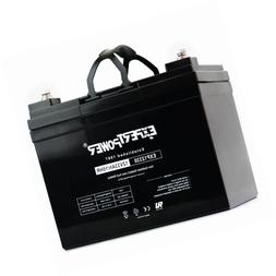 ExpertPower 12v 33ah Rechargeable Deep Cycle Battery  Replac