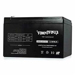 ExpertPower 12v 7ah Rechargeable Sealed Lead Acid Battery ||