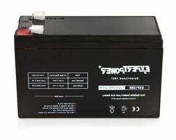 ExpertPower 12V 8AH Long Life, Rechargeable Battery replaces