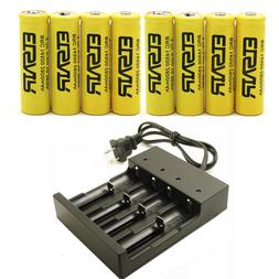 14500 3.7V 2800mAh Li-ion Lithium Rechargeable Battery Charg
