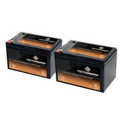 12V 15AH SLA Battery replaces gp12120 ps-12120 wp12-12 gp121