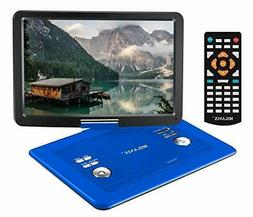 17'' Portable CD/DVD Player, HD Widescreen Display Built-in