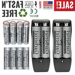 18650 Battery 4000mAh Rechargeable 3.7 Li-ion Flat Top Flat