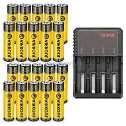 18650 Battery High Drain Rechargeable 3.7V Li-ion Charger Fo
