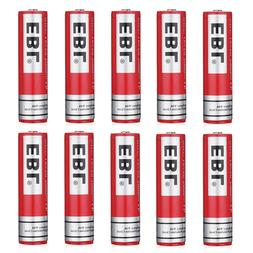 20PCS EBL 18650 Battery 3000mah 3.7V Li-ion Rechargeable Bat