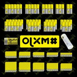 MXJO 18650 Flat Top 3000mAh/35A Rechargeable Battery / Whole