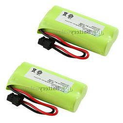 2 cordless home phone rechargeable battery