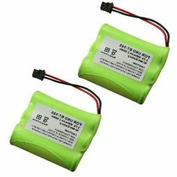 2 cordless phone rechargeable battery for uniden