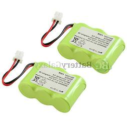 2 NEW Home Phone Rechargeable Battery for Vtech BT-17333 BT-