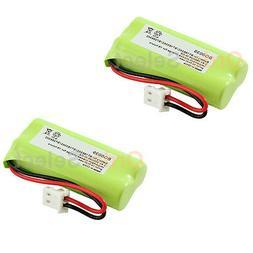2x NEW Home Phone Battery for VTech BT166342 BT266342 BT1833