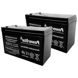 12V 9Ah Battery - 24 Volt Kit - Fits E200, ES300, Bella, E30