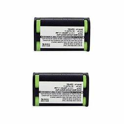 2 Pack Sony BP-HP550-11 Battery - Replacement for Headphone