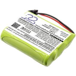 2020 UPDATE Battery For Sony SYLVANIA ST88201 Ni-MH