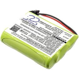 2020 UPDATE Battery For SYLVANIA ST88201,ST88207 Ni-MH