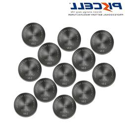 2032 Battery Li-Ion Rechargeable Button Cell LIR2032