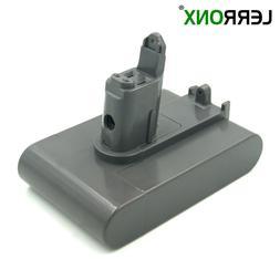LERRONX 22.2V 3000mAh Li ion vacuum cleaner <font><b>recharg