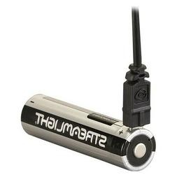 Streamlight 22102 Rechargeable Li-Ion Lithium-Ion 18650 USB