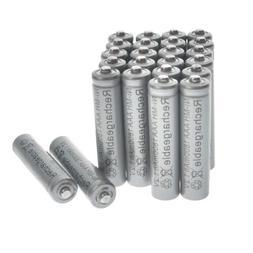 24pcs NIMH Battery 1.2V AAA 3A 1800mAh Rechargeable Batterie