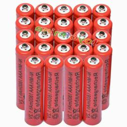 24x AAA battery batteries Bulk Nickel Hydride Rechargeable N