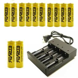 2800mAh 14500 Rechargeable Battery 3.7V 14500 li-ion Battery