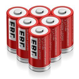 2800mAh Batteries CR123A 16340 Rechargeable Li-ion Battery /