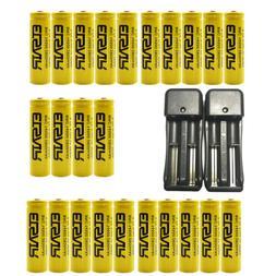 2800mAh Rechargeable 14500 Battery 3.7V Li-ion Batteries Cel