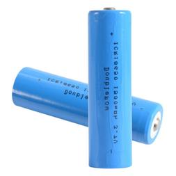 2x 3.7V 1500mAh 18650 Rechargeable Li-ion Battery Lithium-io