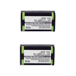 2x new bp hp550 11 battery replacement
