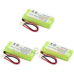 3 NEW Home Phone Rechargeable Battery for AT&T Lucent BT1843