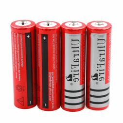 3000mah 3.7V 18650 Power Rechargeable Battery Cell Li-ion fo