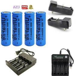 3000mah flat top 18650 rechargeable battery 3