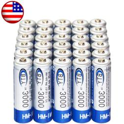 30x AA battery batteries Bulk Nickel Hydride Rechargeable NI