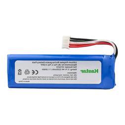 Kastar 3200mAh 11.84Wh Battery for JBL Flip 3 JBLFLIP3GRAY G
