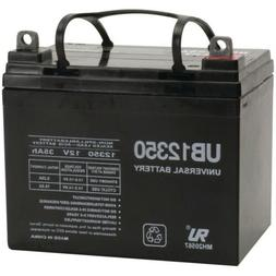 New 12V 35AH Light Trolling Motor Sealed Battery Sevylor Min