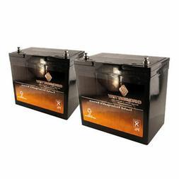 12V 35AH SLA Battery for Pride Dynamo / Jazzy / Jet 3 / Jet
