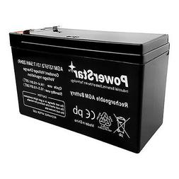12v 7ah 9ah rechargeable agm battery 12