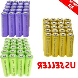 4-20pc AA Rechargeable Battery Rechargeable Batteries 1.2V 2