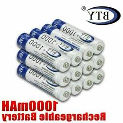 4-20X BTY AAA Rechargeable Battery Recharge Batteries 1.2V 1