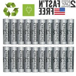 4000mAh 18650 Rechargeable Battery 3.7V Li-Ion Flat Top Flat
